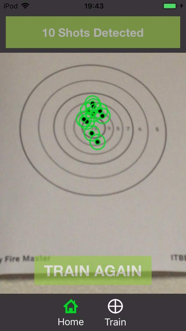 S&W M&P 9 Compact at 7 yards
