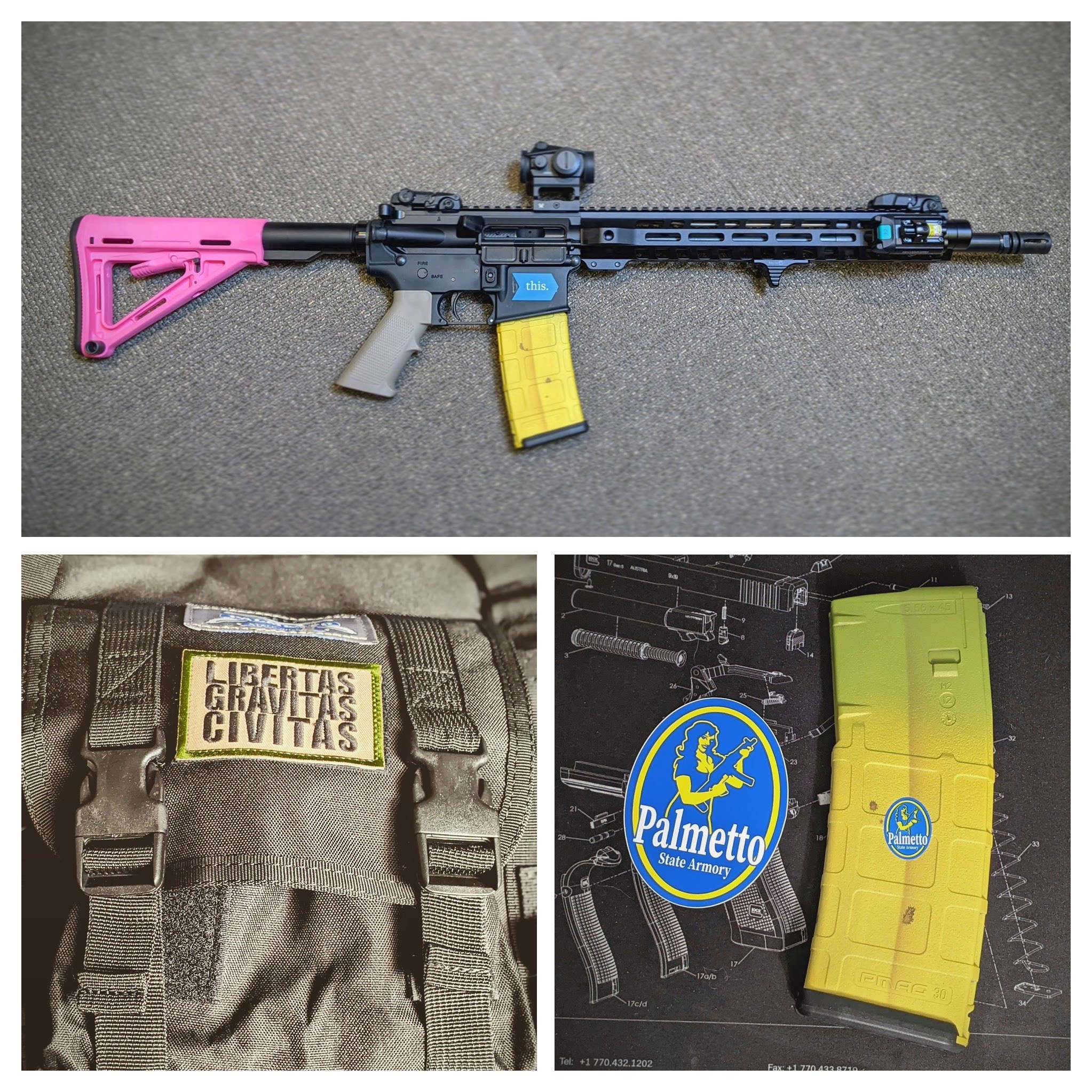 image from More Retail Therapy for Recoil Therapy
